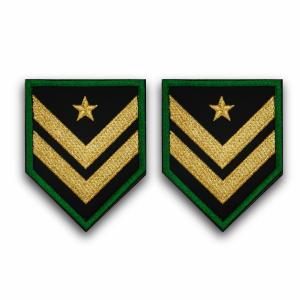 Rangos Pentagonales de Gendarmería de Chile