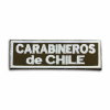 Parche institucional carabineros de chile