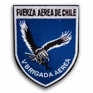 Parche V Brigada Aérea