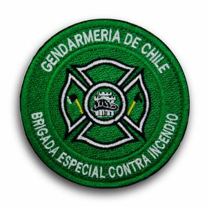 Brigada Especial Contra Incendio – Gendarmería