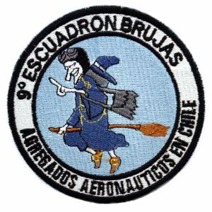 9° Escuadrón de Brujas