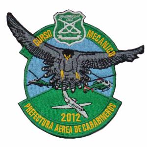 Curso Mecanico – Prefectura Aerea de Carabineros