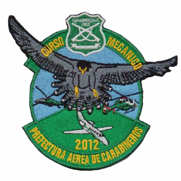 Curso Mecanico - Prefectura Aerea de Carabineros