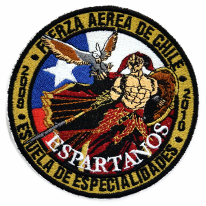 ESPARTANOS - Escuela de Especialidades
