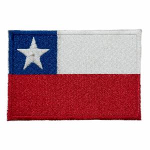 Parche Bandera de Chile