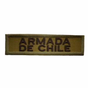 Parche Tenida Armada de Chile