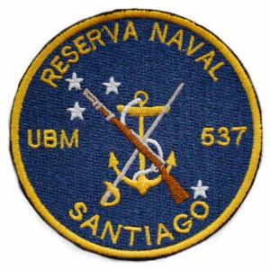 Reserva Naval Santiago – UBM 537