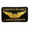 Piocha de Piloto Ejercito de Chile