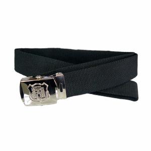 Cinturón Negro Hebilla Institucional – Gendarmería