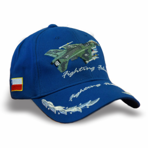 Gorro F-16 Fighting Falcon Azul