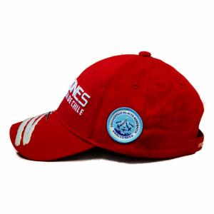 Gorro Escuadrilla de Halcones Rojo