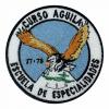 Parche Curso Águila Escuela de Especialidades