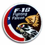 Parche F-16 Fighting Falcon