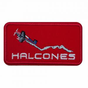 Piocha Halcones Avión Roja