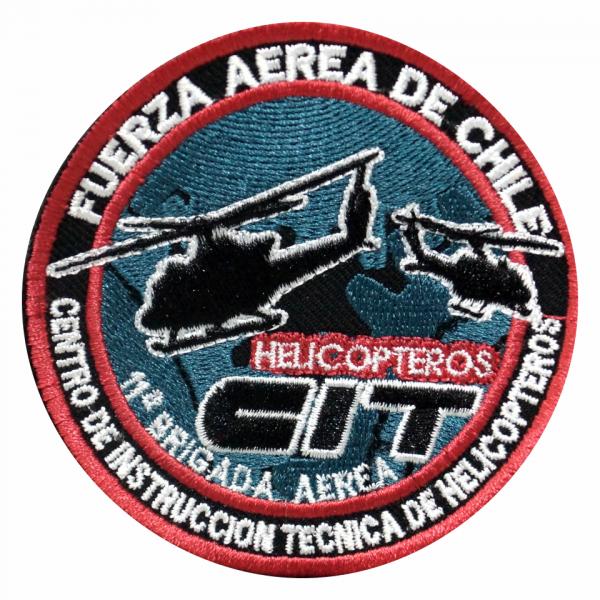 Parche Centro de Instruccion Tecnica de Helicopteros 11a Brigada Aerea