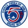 Parche Grupo de aviacion N°5