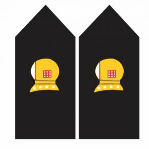 Palas de Buzo Salvataje – Armada de Chile