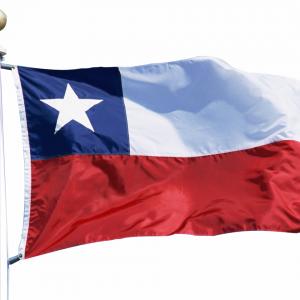 Bandera de Chile – 1,70 m x 2,55 m
