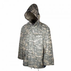 Parka Acu Digital Technopoints Pixelada